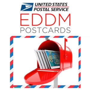 EDDM postcard printing